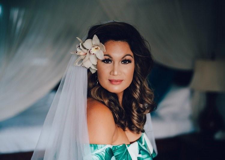Hawaii Wedding at Hale Koa Estate