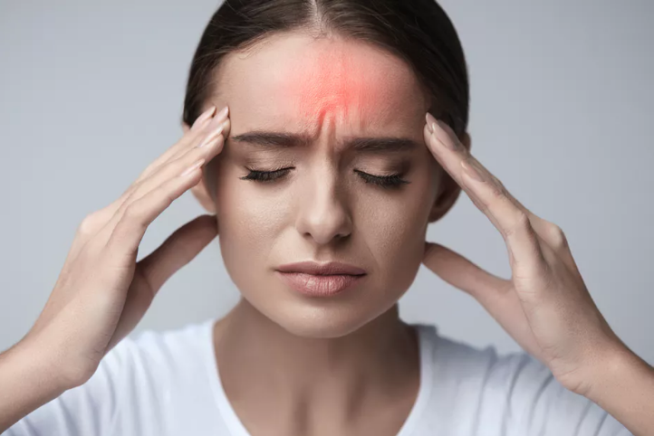 Get Rid of Your Headaches and Migraines For Good!