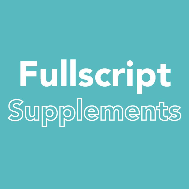 Fullscript Supplements