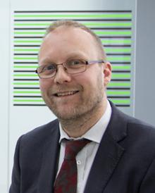 Dr. Matthew Harries, PhD, FRCP