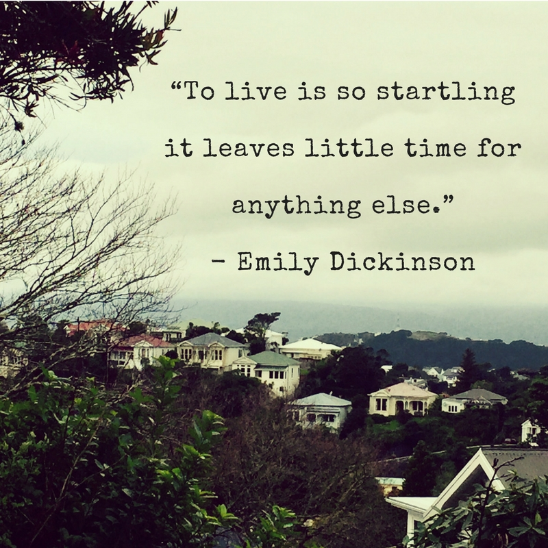 """To live is so startling it leaves little time for anything else."" - Emily Dickinson.jpg"