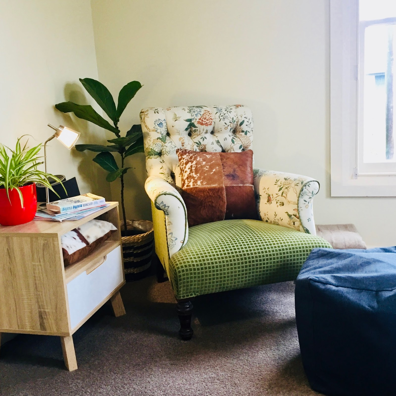 THE NEW READING NOOK