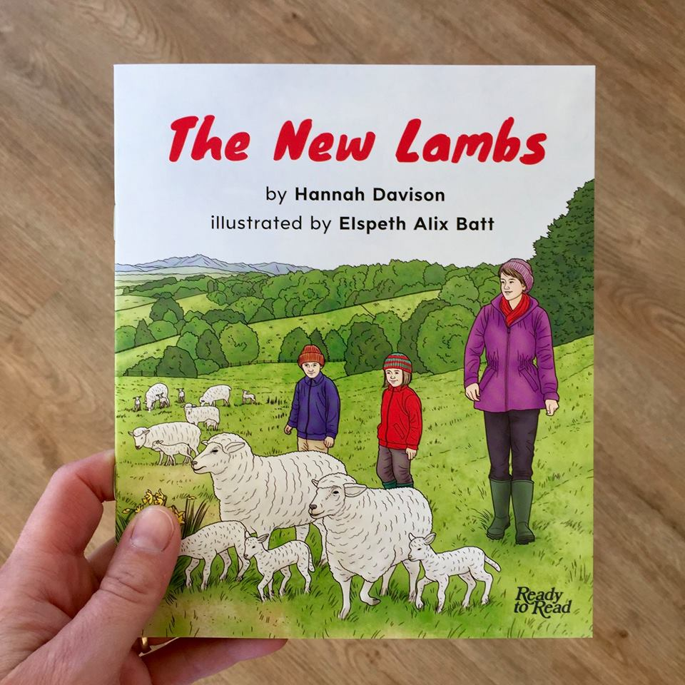 Ready to Read - The New Lambs.jpg