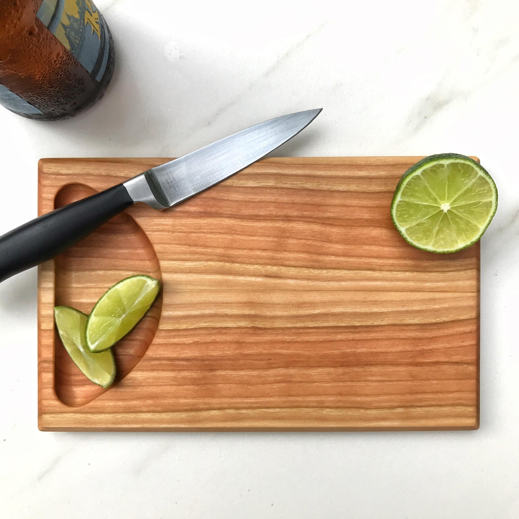 Cherry Food Prep Board
