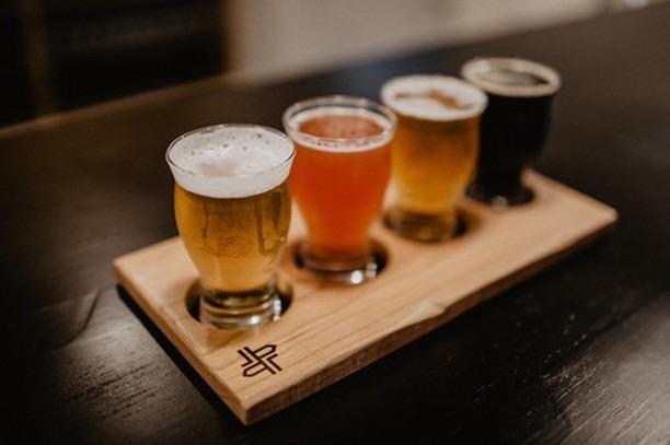 Waypost Brewing Co. Flight Boards