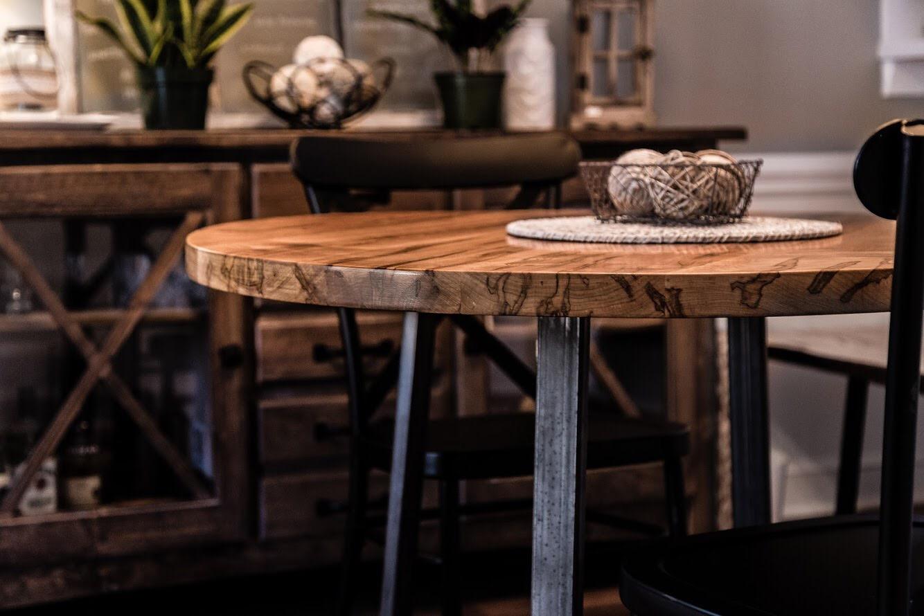Ambrosia Maple Breakfast Table