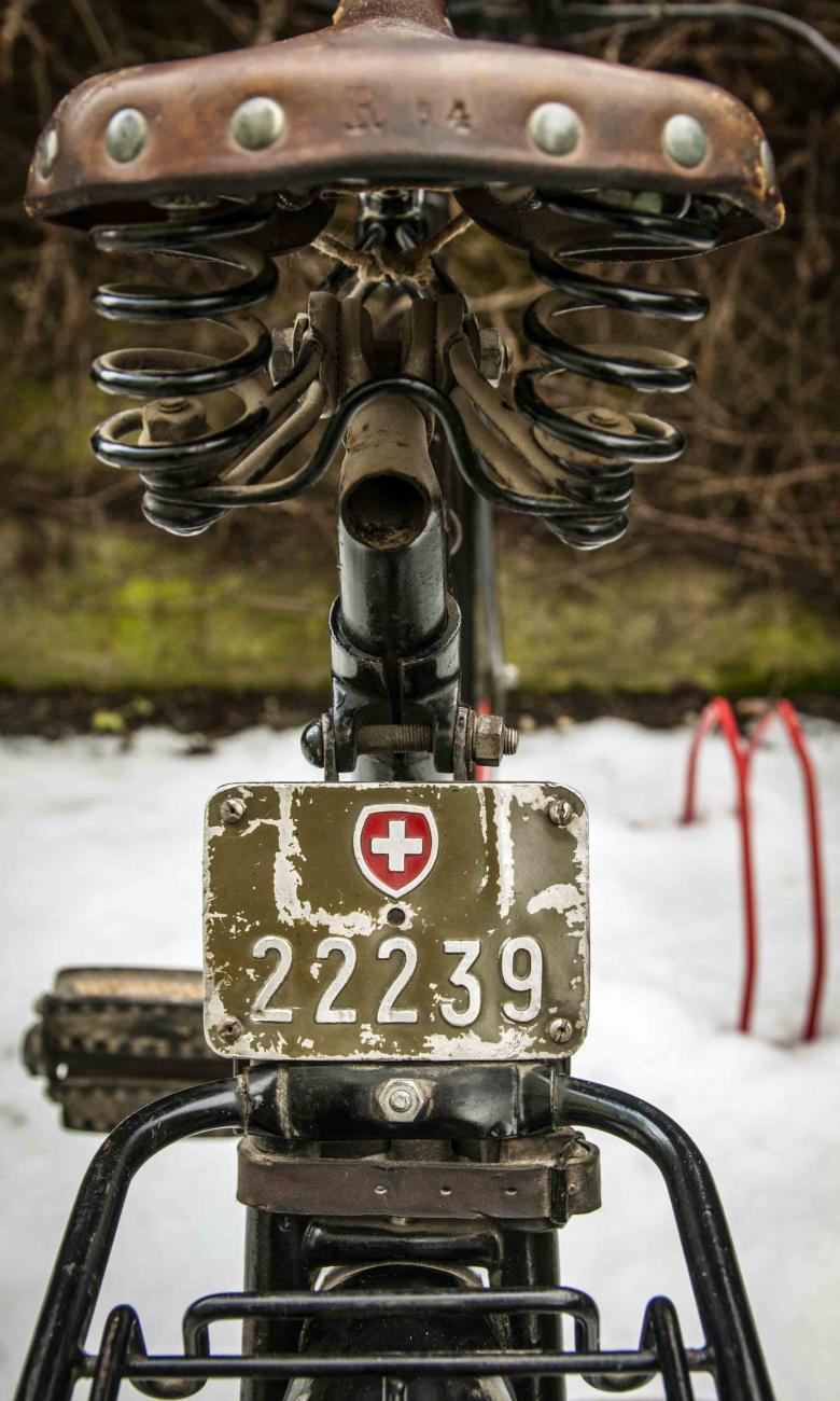 Vélo Armée Suisse