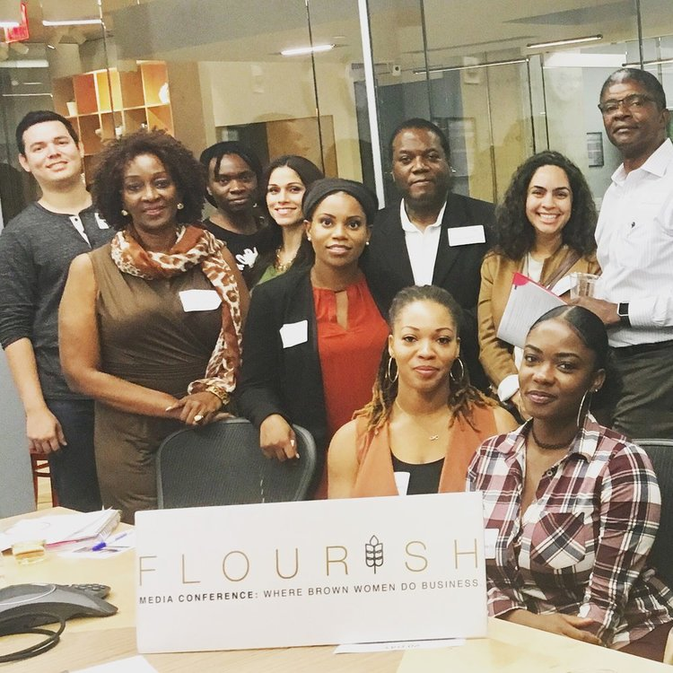 Venture Cafe Miami meets Flourish Media