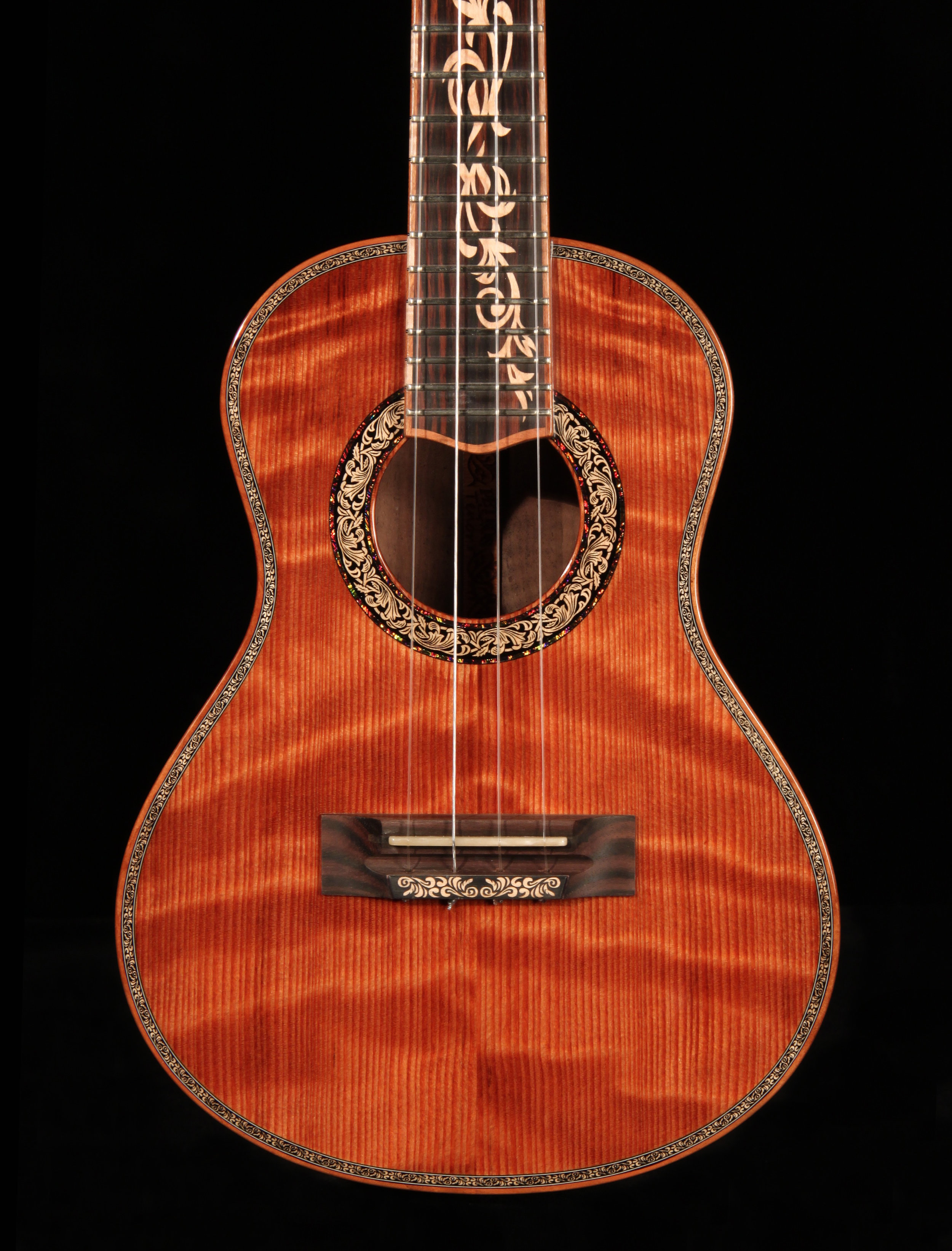 The Florentine Walnut Tenor    With Sound and Video Example