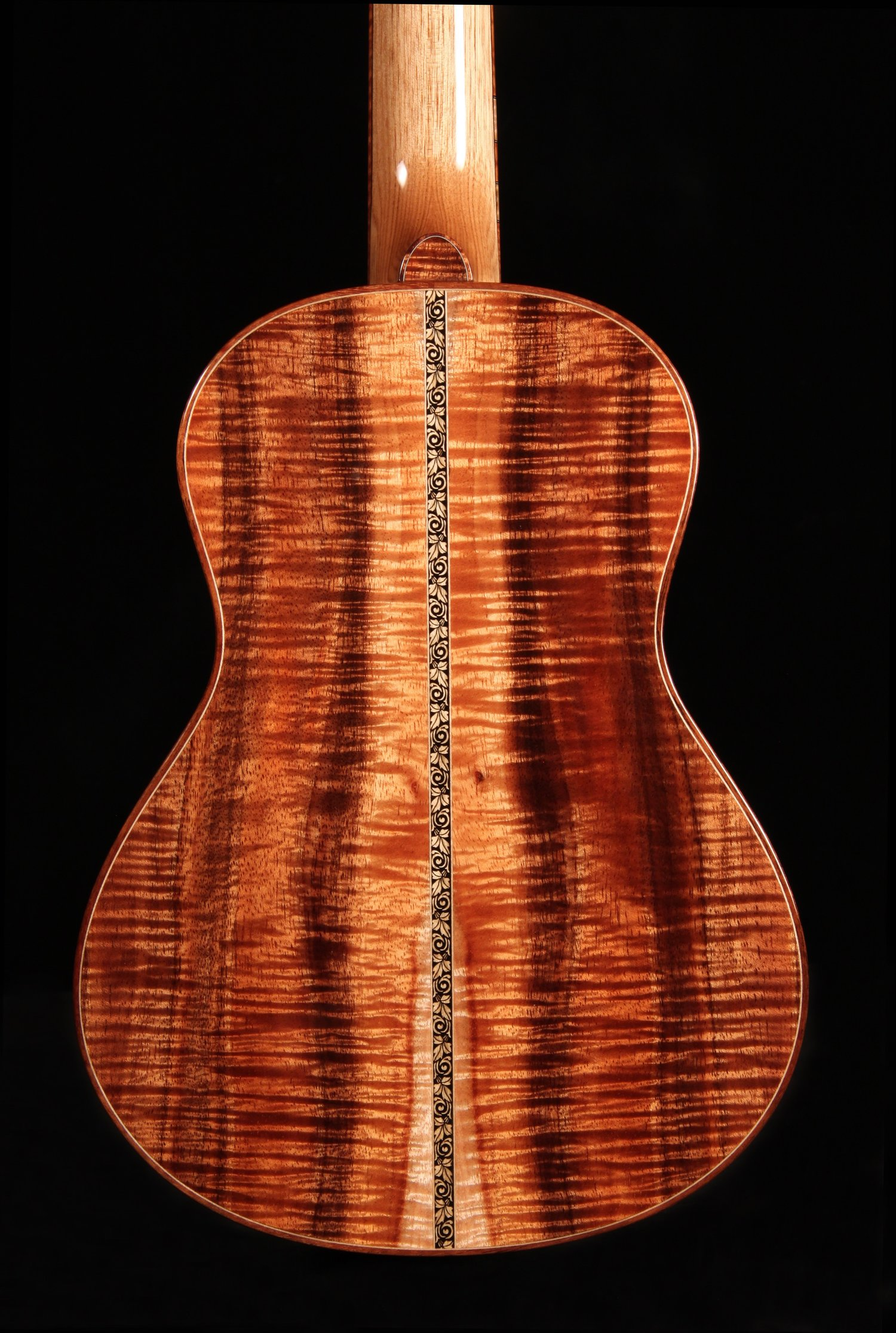 The Florentine Koa Tenor    With Sound and Video Example