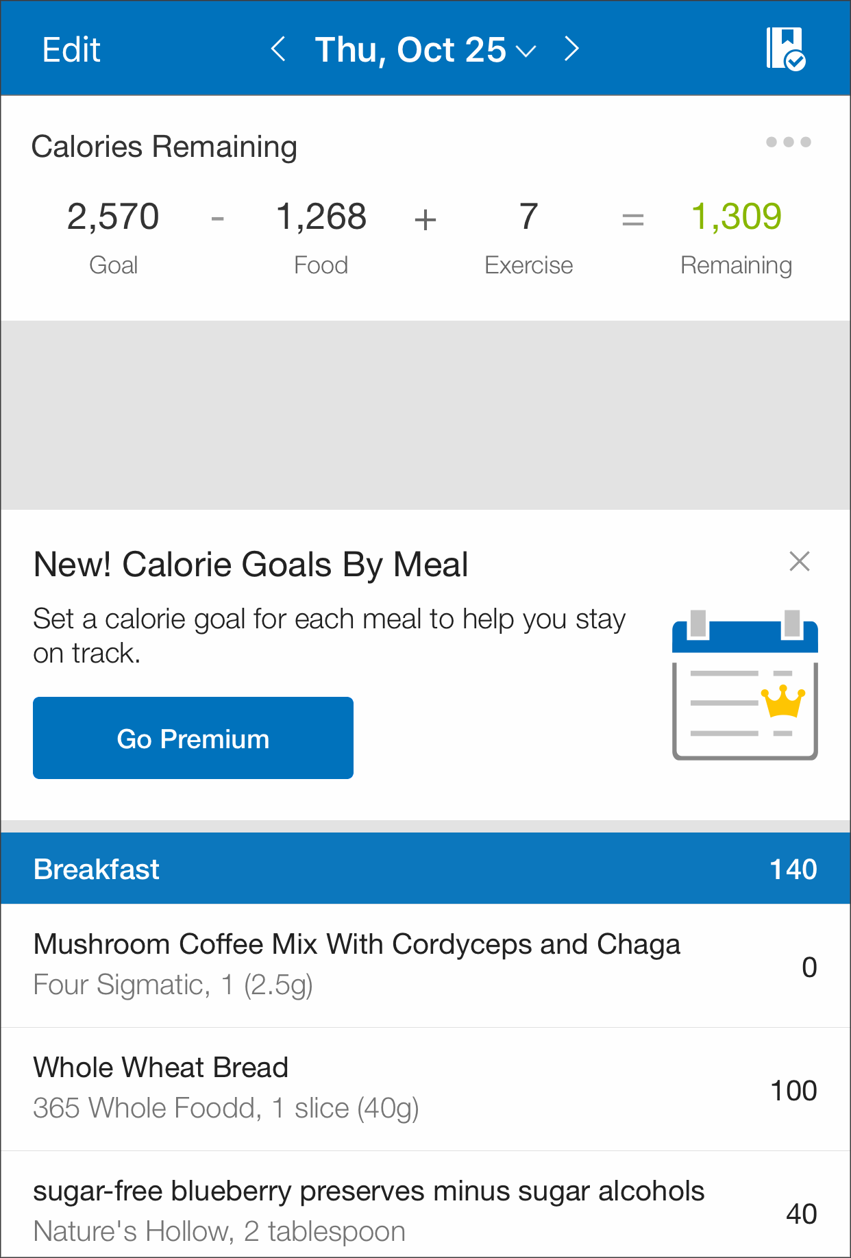 Day 1 of the FMD was very manageable. Not the usual amount of calories, but not an uncomfortable deficit either.