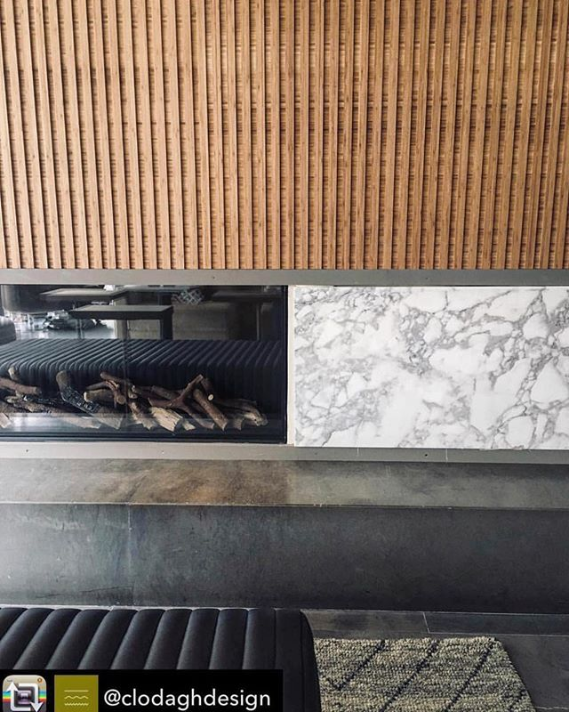 We are so excited to see the @ortal_usa gas fireplace installed in the lobby of the DuPont Circle Hotel in Washington DC. The redesign is by @clodaghdesign and we are thrilled to have been a part of this project. . . #clodaghdesign #ortal #igneferronyc #hoteldesign #doylecollection #newyorkinteriordesigner #carllanaforigneferronyc #carllana #gasfireplace