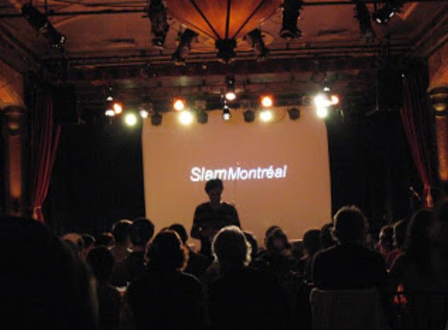 Slam Montréal - Redéfinition de la vision / mission / valeurs de l'organisme et conseils stratégiques pour réinventer l'expérience du partage de la parole poétique, pérenniser l'organisme et l'inscrire dans les nouveaux modes de communication.#strategie #arts #sens