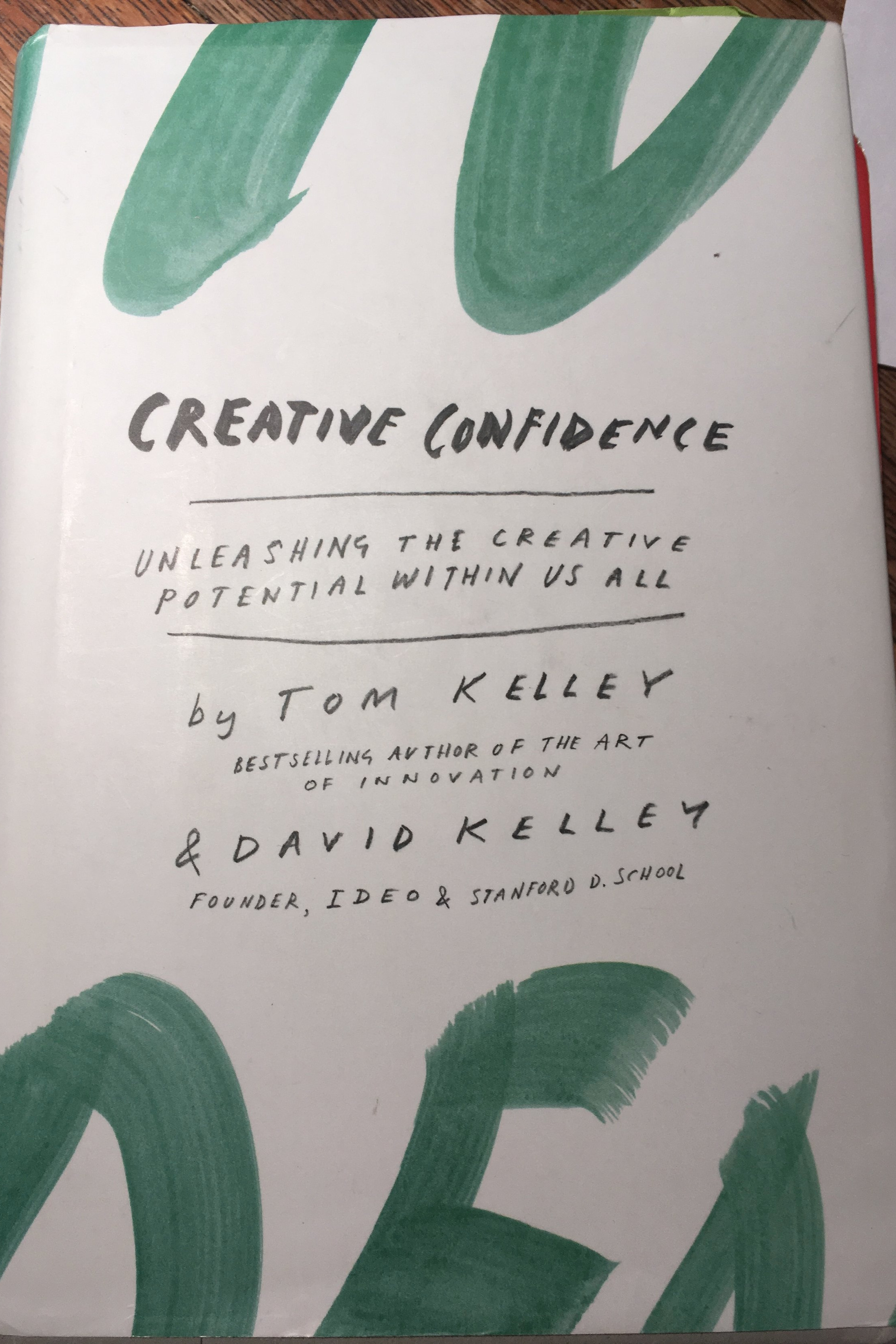 Creative+confidence