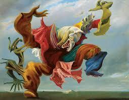 The Fireside Angel, Max Ernst