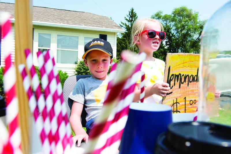 Lemonade Day in the Sauk Valley area helps young children understand the concept of owning a business. 57 Lemonade stands were setup on Saturday, August 11th, 2018 over 4 cities throughout the Sauk Valley area.