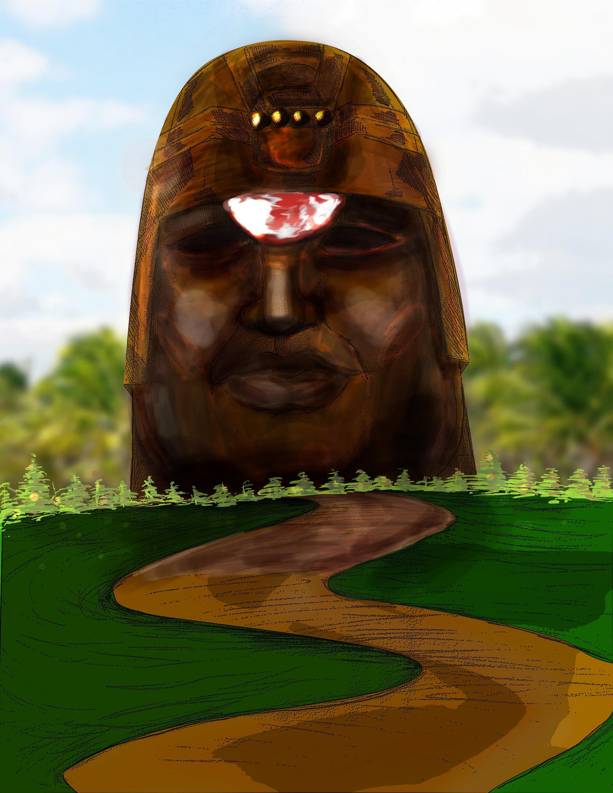Olmec Stone Head.jpg
