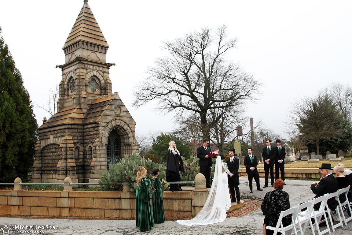 Wedding Procession Photo Gallery