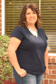 Stephanie Garza - Office Manager