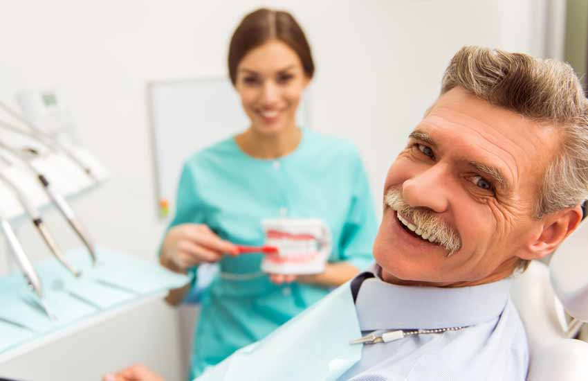 Dentures at Sutton Family Dentistry