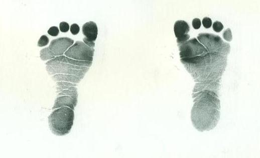 Aiden's Footprints