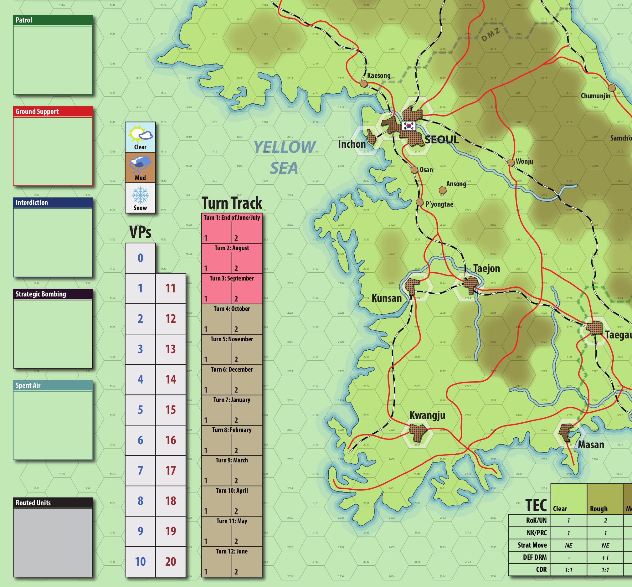 Map Sample by Ilya Kudriashov