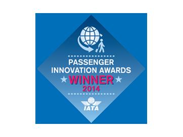 IATA Passenger Innovation Awards icon.png