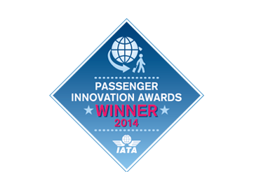 IATA Passenger Innovation Awards icon.png