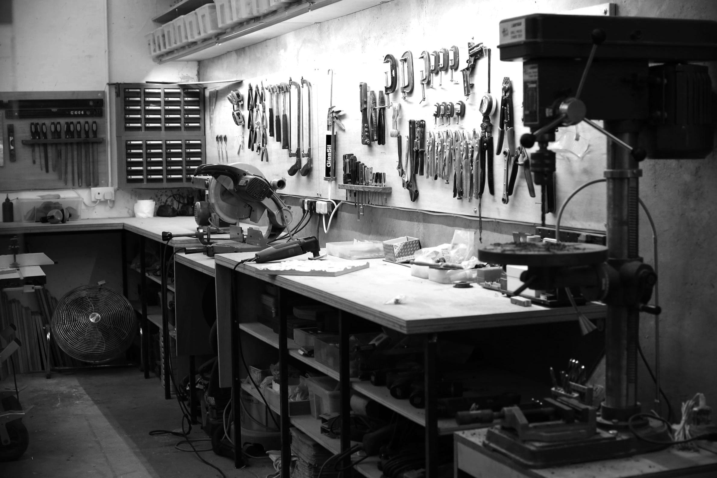 Work Bench & Tools.JPG