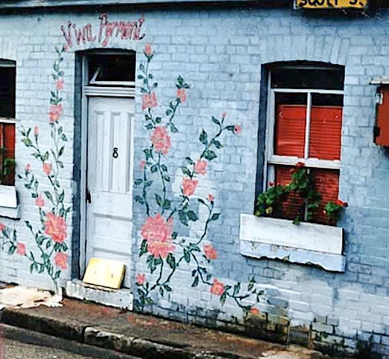 8 Scott Street, 1980s, Neal Bradley, photographer