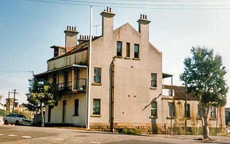 The Callie, former Caledonian Hotel, 1980s, Linda Snook photographer
