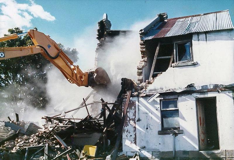 Demolition, Toby Zoates