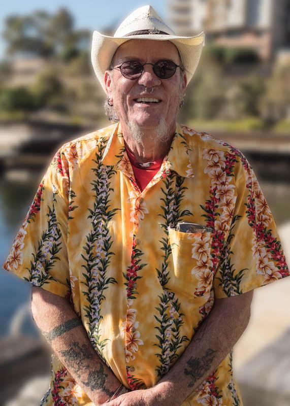 Bill Burton 2017, photo Trish Curotta