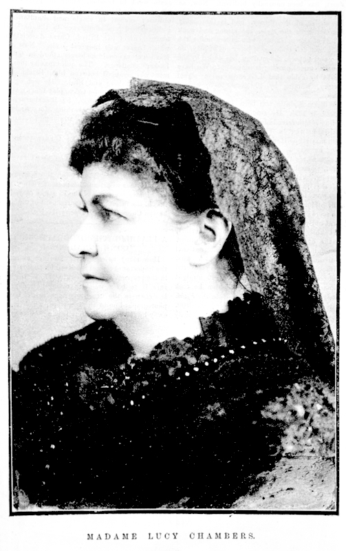 Madame Lucy Chambers