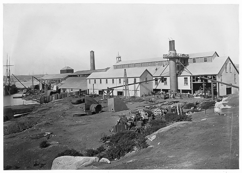 ASNC engineering works 1880s, State Library of NSW
