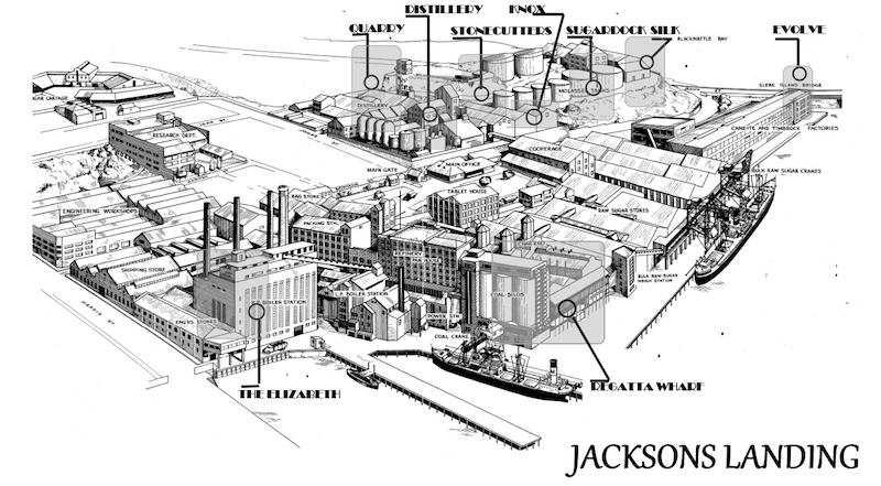 From CSR to Jacksons Landing