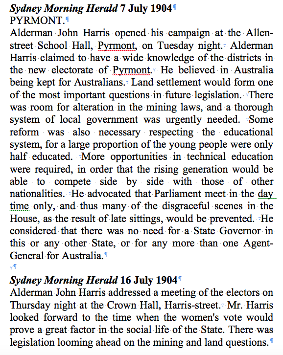 03. Reports of John Harris's election meetings.png