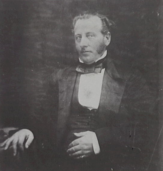 James Wilshire 1856, City of Sydney Archives
