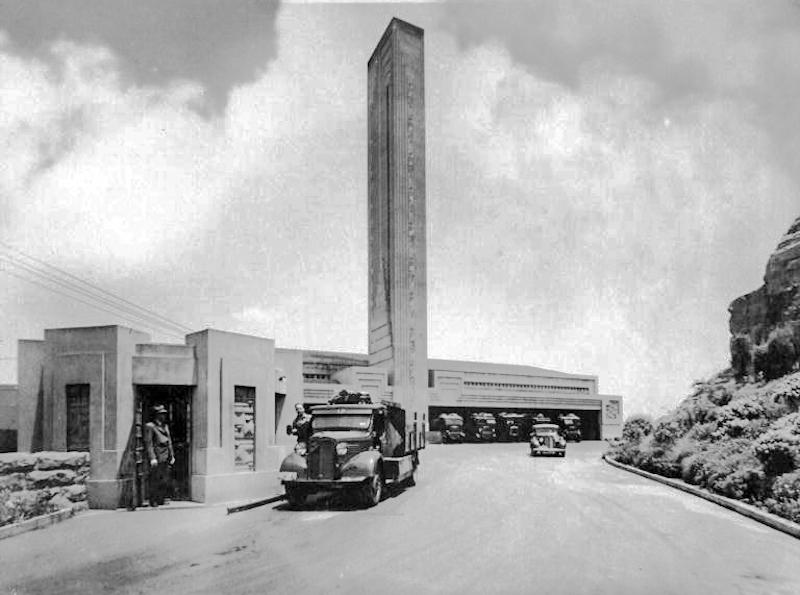 Pyrmont Incinerator c1935