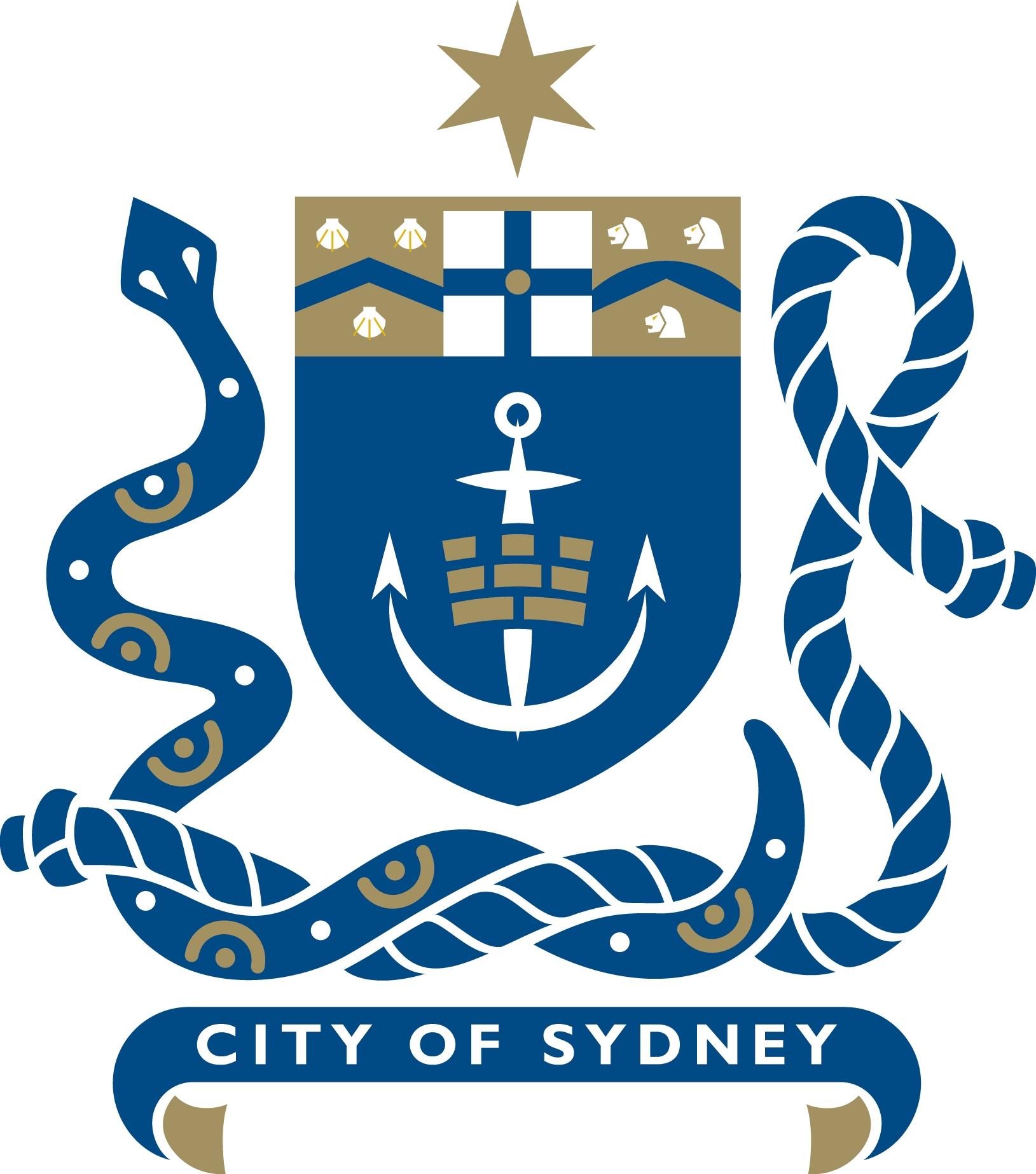 City of Sydney Coat of Arms.JPG