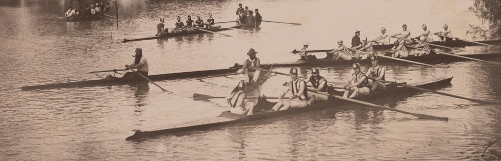 Rowers 1880, Charles Bayliss, National Gallery of Victoria