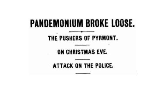 Australian Star, 26 December 1905