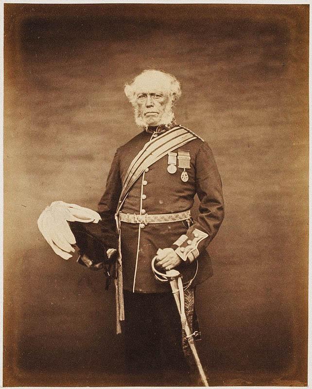 Major General Edward Macarthur 1858