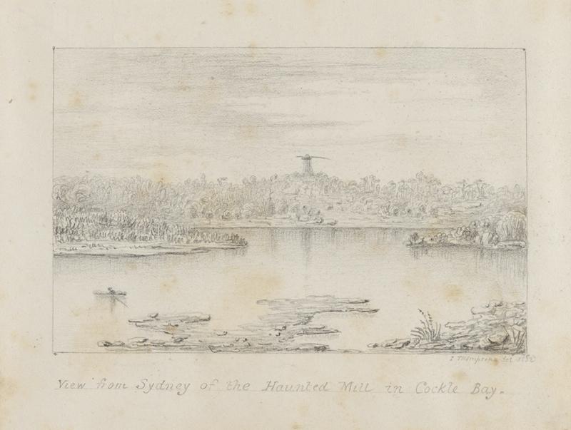"Macarthur's ""Haunted Mill"", 1832"
