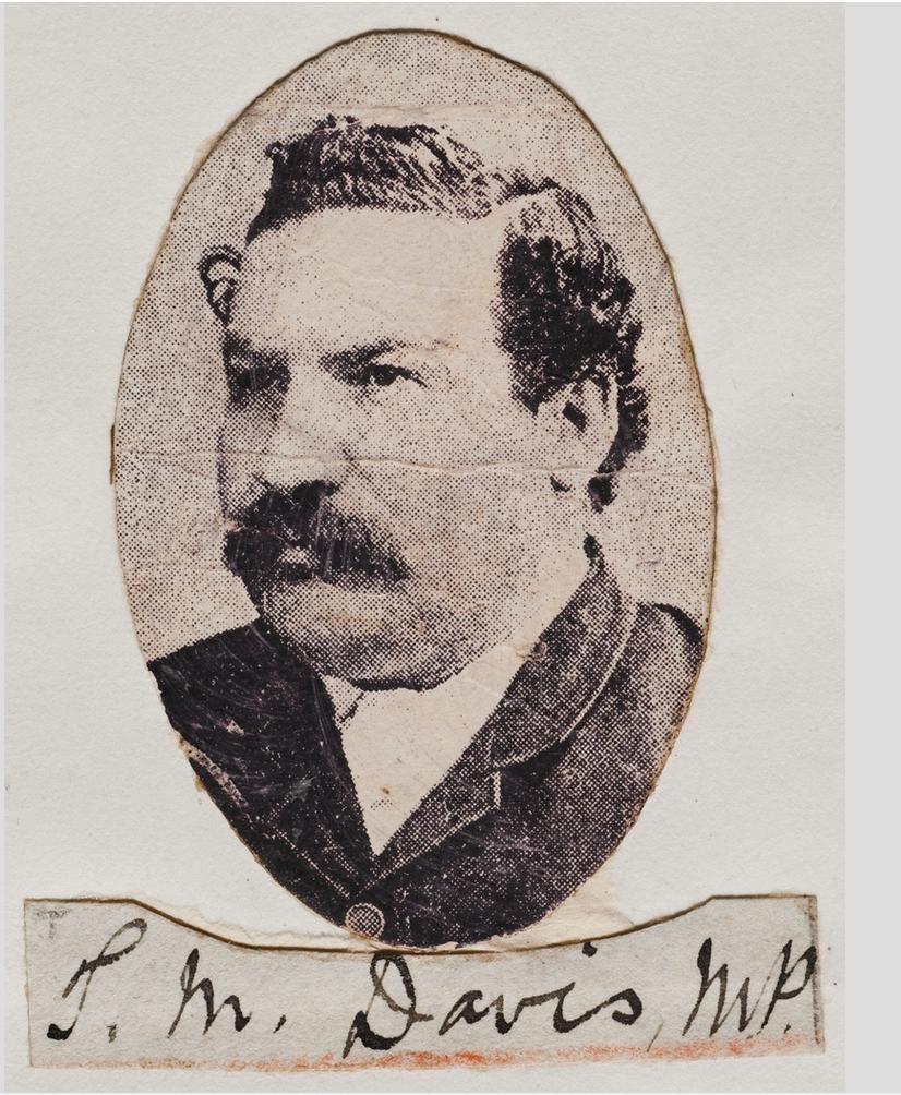 Thomas Martin Davis 1898