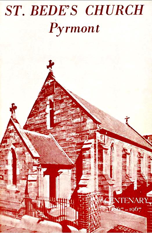 Centenary booklet 1967