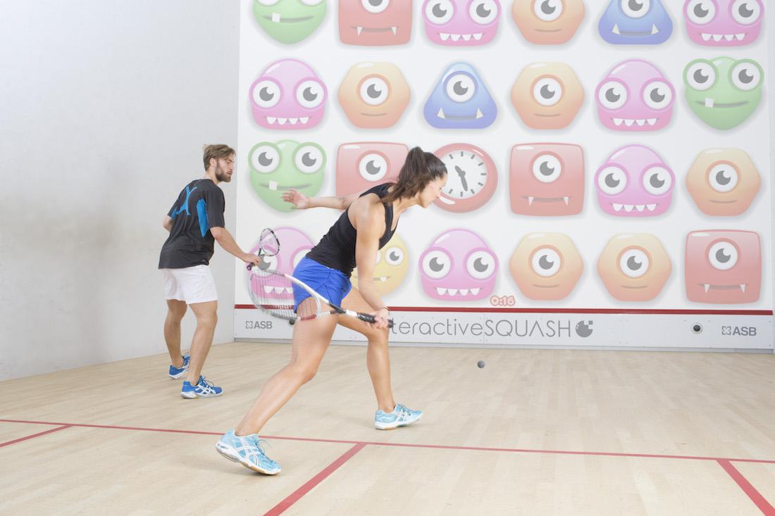 Interaktivitet og skiftende konfigurationer er på vej til at blive hverdag i idræts- og fritidssektoren. Det skaber et væld af nye muligheder og udfordringer for faciliteterne.  Foto: Fun with Balls GmbH
