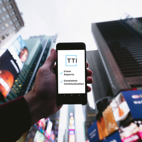 TTI Clear and Timely Reporting & Communication