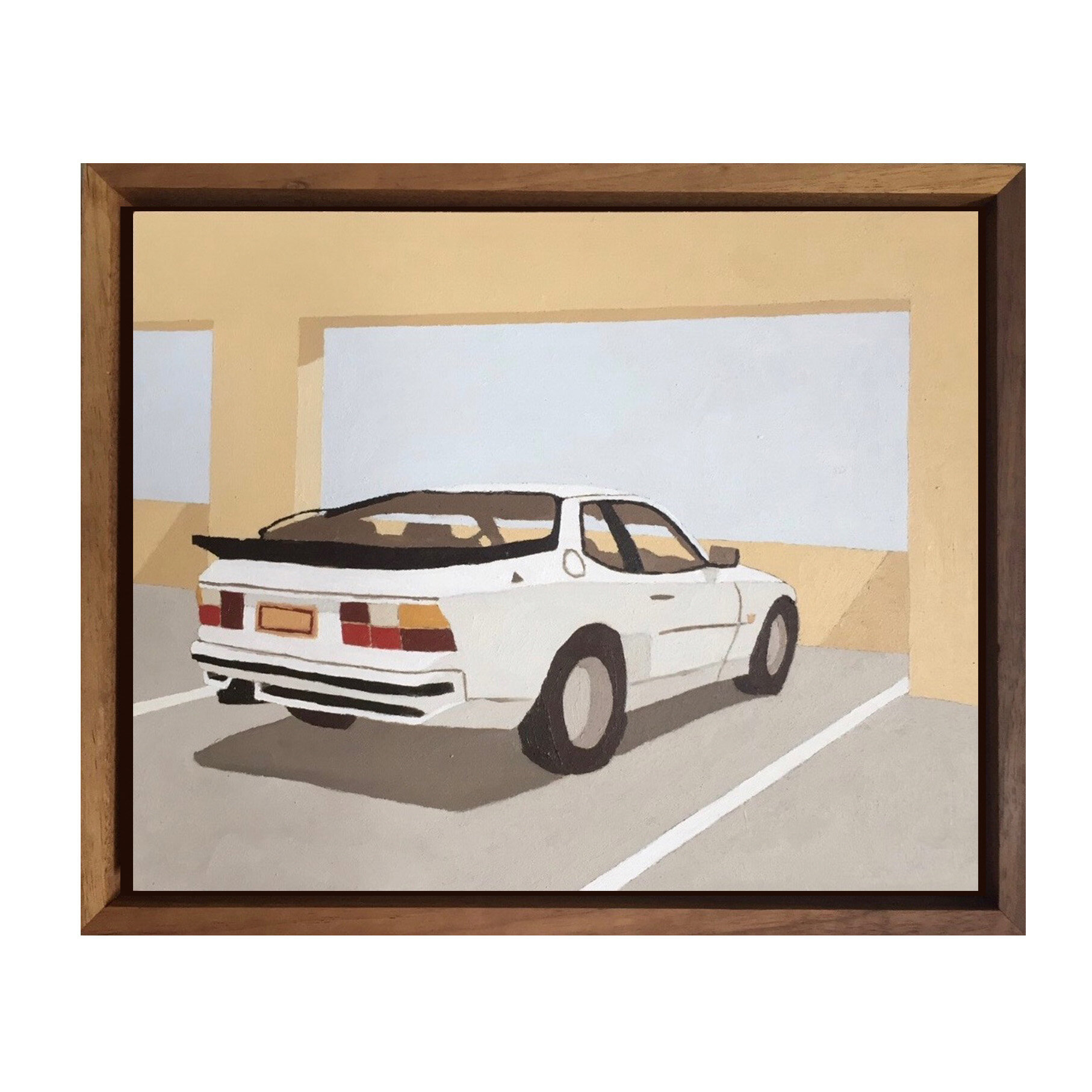 The First Car That I Have Ever Loved_20x25cm_oil on board copy.jpg