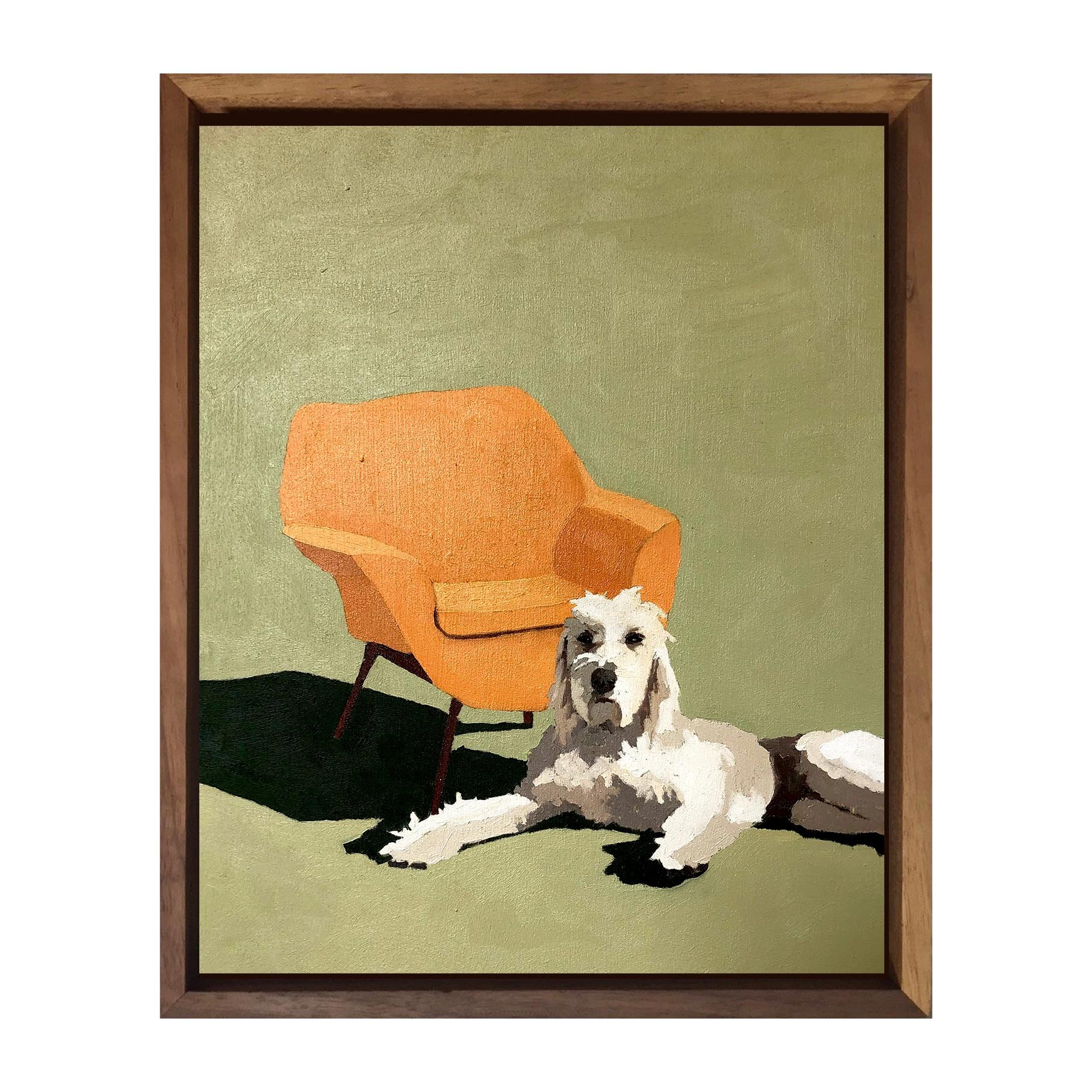 Hugo And His Orange Chair_20x25cm_oil on board copy.jpg